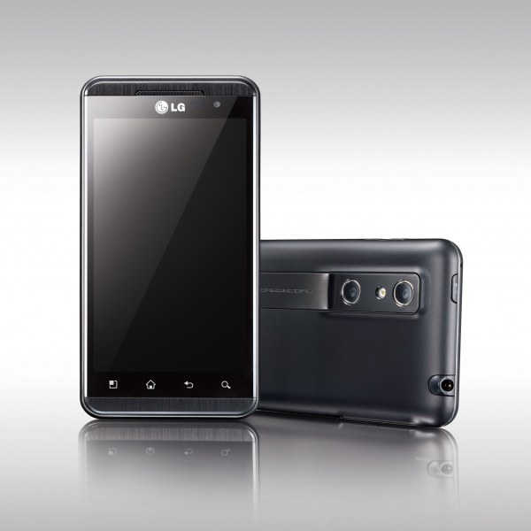 LG Thrill 4G P925 Specs - Technopat Database