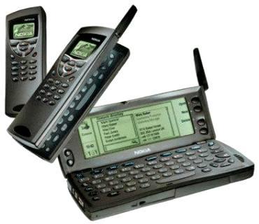 Nokia 9110i Communicator Specs Technopat Database
