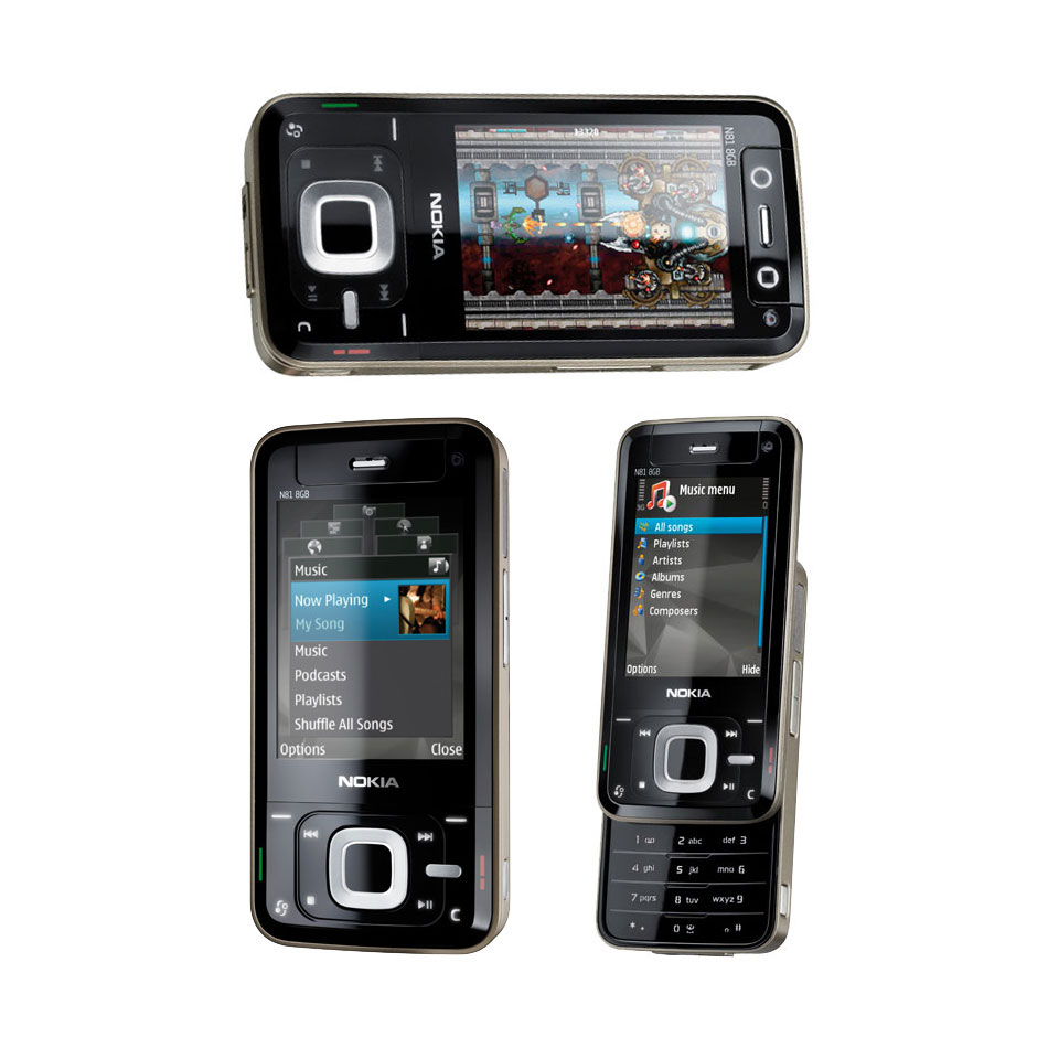 nokia n81 8gb specs technopat database rh technopat net Nokia N85 Nokia N83
