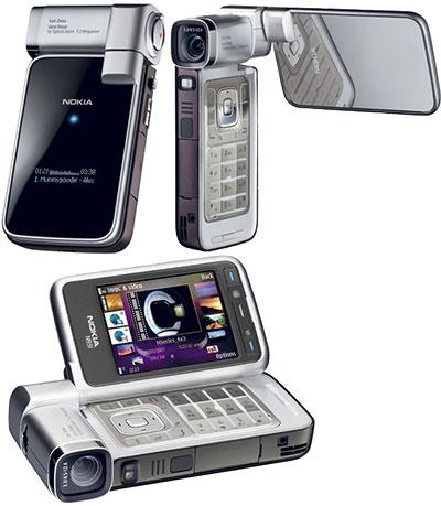 Technopat Nokia N93i Specs Database -