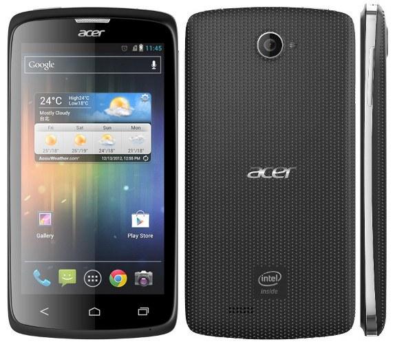 Acer Liquid C1 Specs Technopat Database