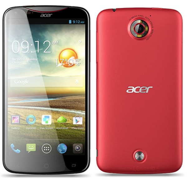 Acer Liquid S2 Specs - Technopat Database