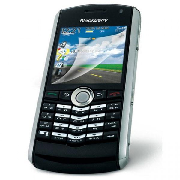 BlackBerry Pearl 8100 Specs - Technopat Database The Evolution Of The Mobile
