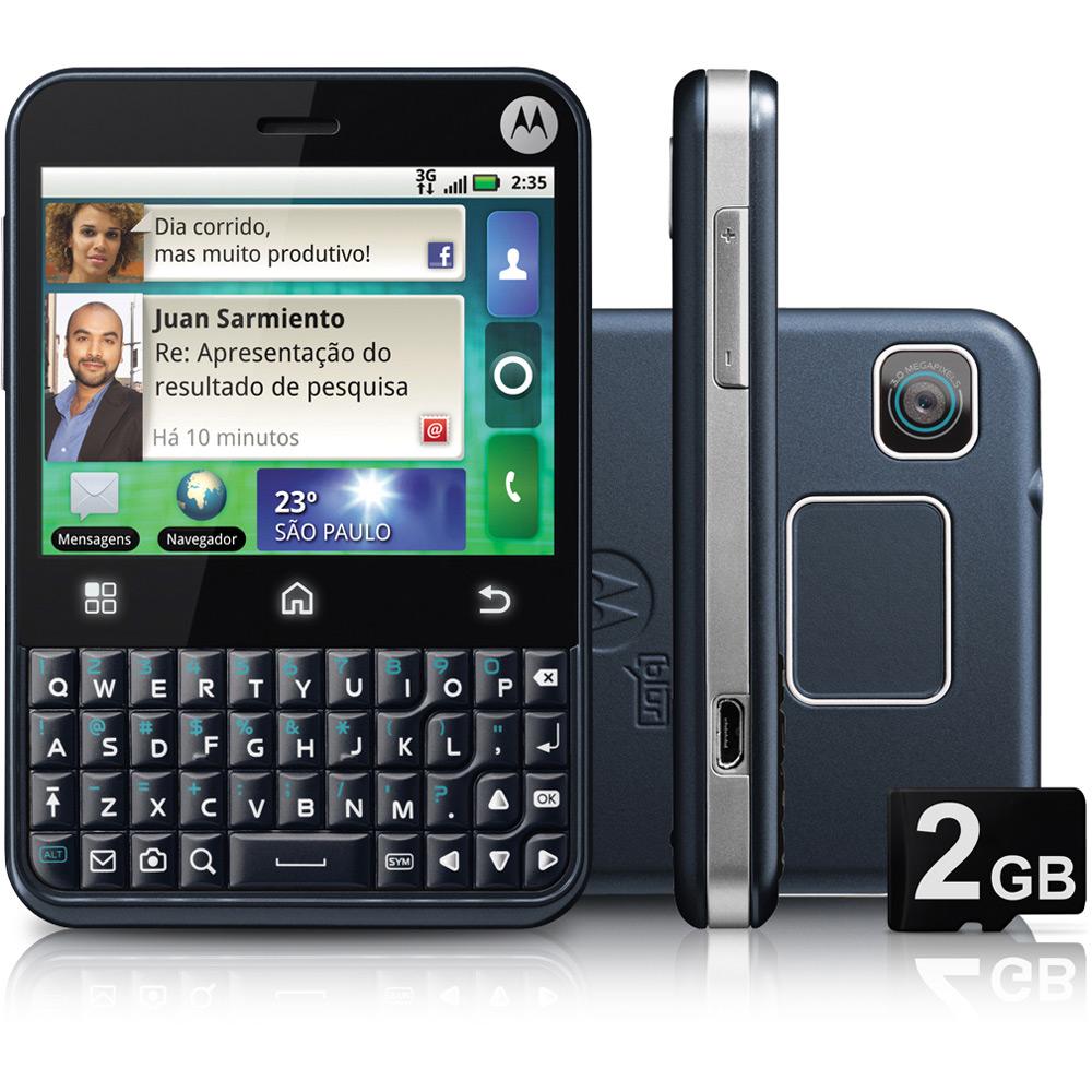 Motorola CHARM Specs