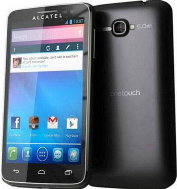 alcatel One Touch X'Pop Specs - Technopat Database