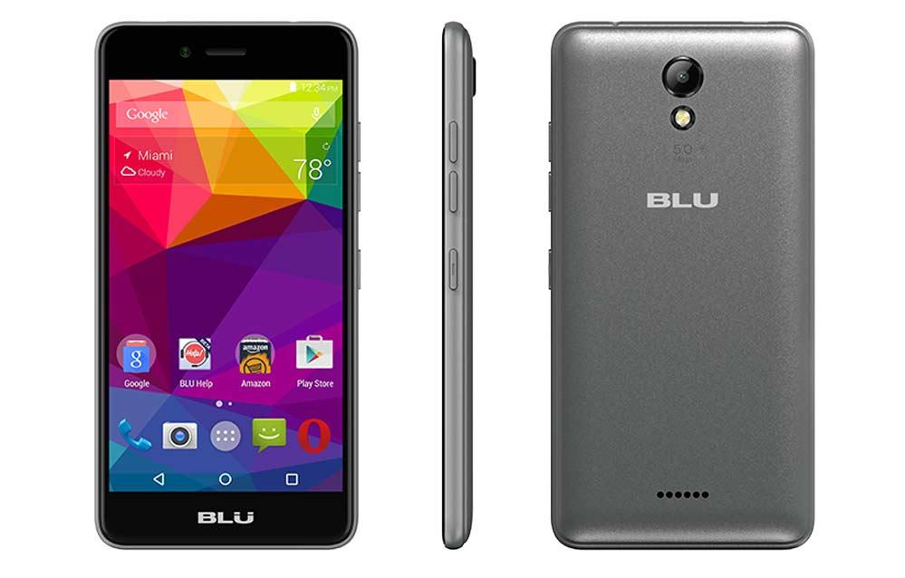 Blu advance 5.5 hd user manual