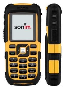 Sonim XP1 Specs - Technopat Database