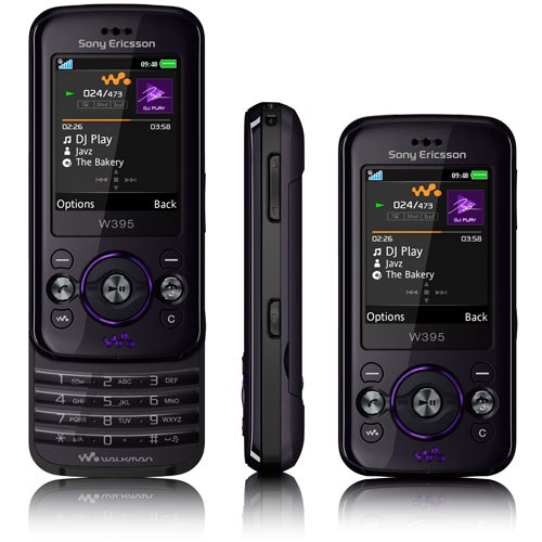 for sony ericsson w395 mobile