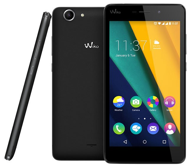Manuale wiko fever