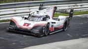 Porsche'nin Formula 1'den Daha Hızlı Pist Aracı - Porsche 919 Evo