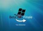 Beta'dan Finale Serimizin Tüm Bölümleri ve Zaman Çizelgesi >Güncel<