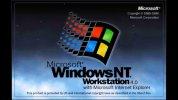 -Gelmiş geçmiş en sağlam Windows sürümü: NT 4.0-
