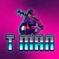T MAN