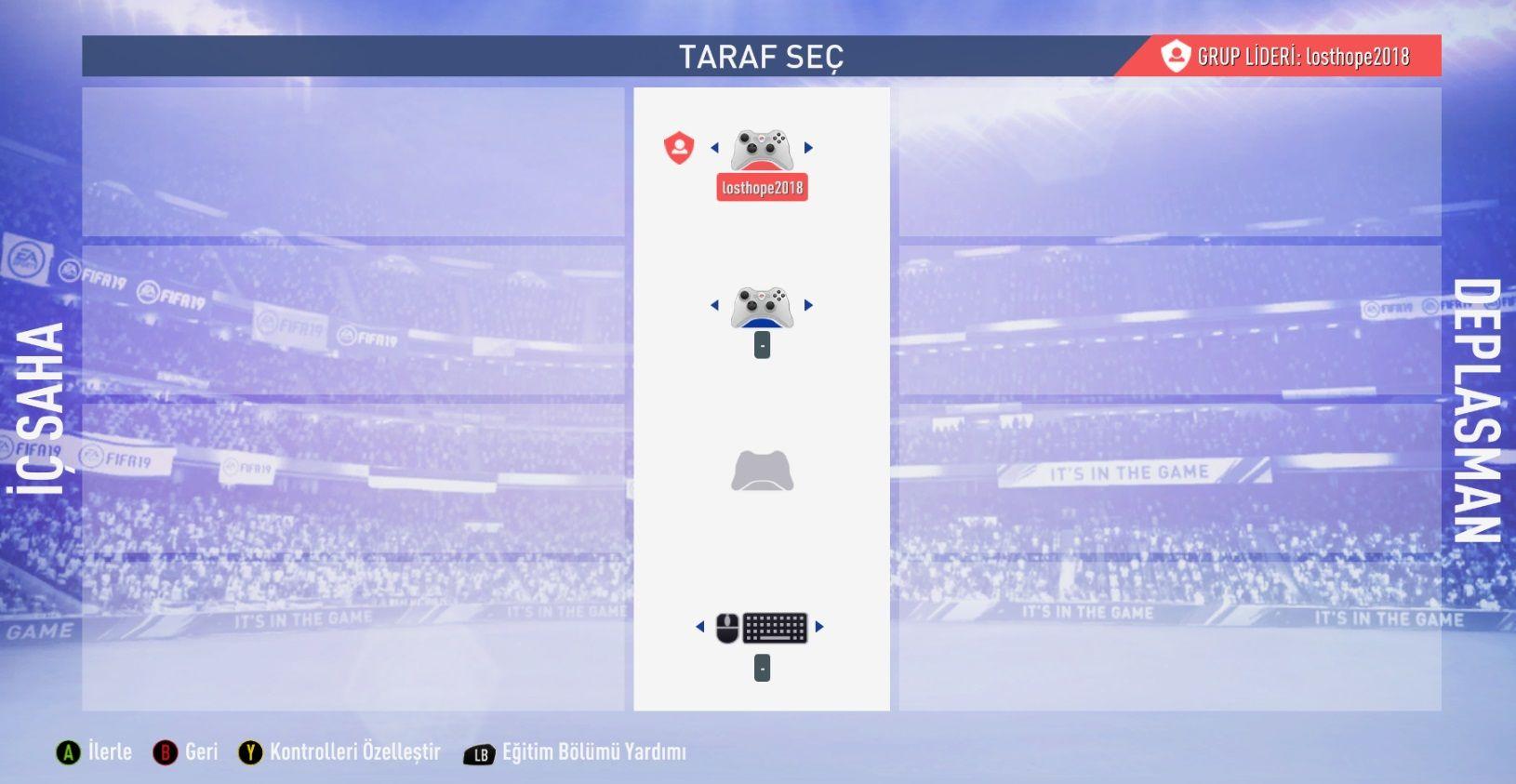 FIFA 19 Demo Sürekli Tuşa Basılıyormuş Gibi Oluyor - Technopat Sosyal