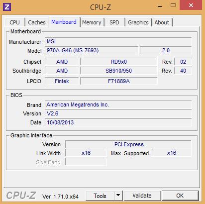 MSI 970A-G46 Kullanılabilir RAM Sorunu - Technopat Sosyal