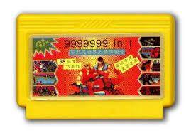 9999999 in 1 Oyna | Nintendo, Çocukluk, Atari oyun