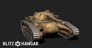 Scavenger — Tier V medium tank of Hybrid nation | Blitz Hangar