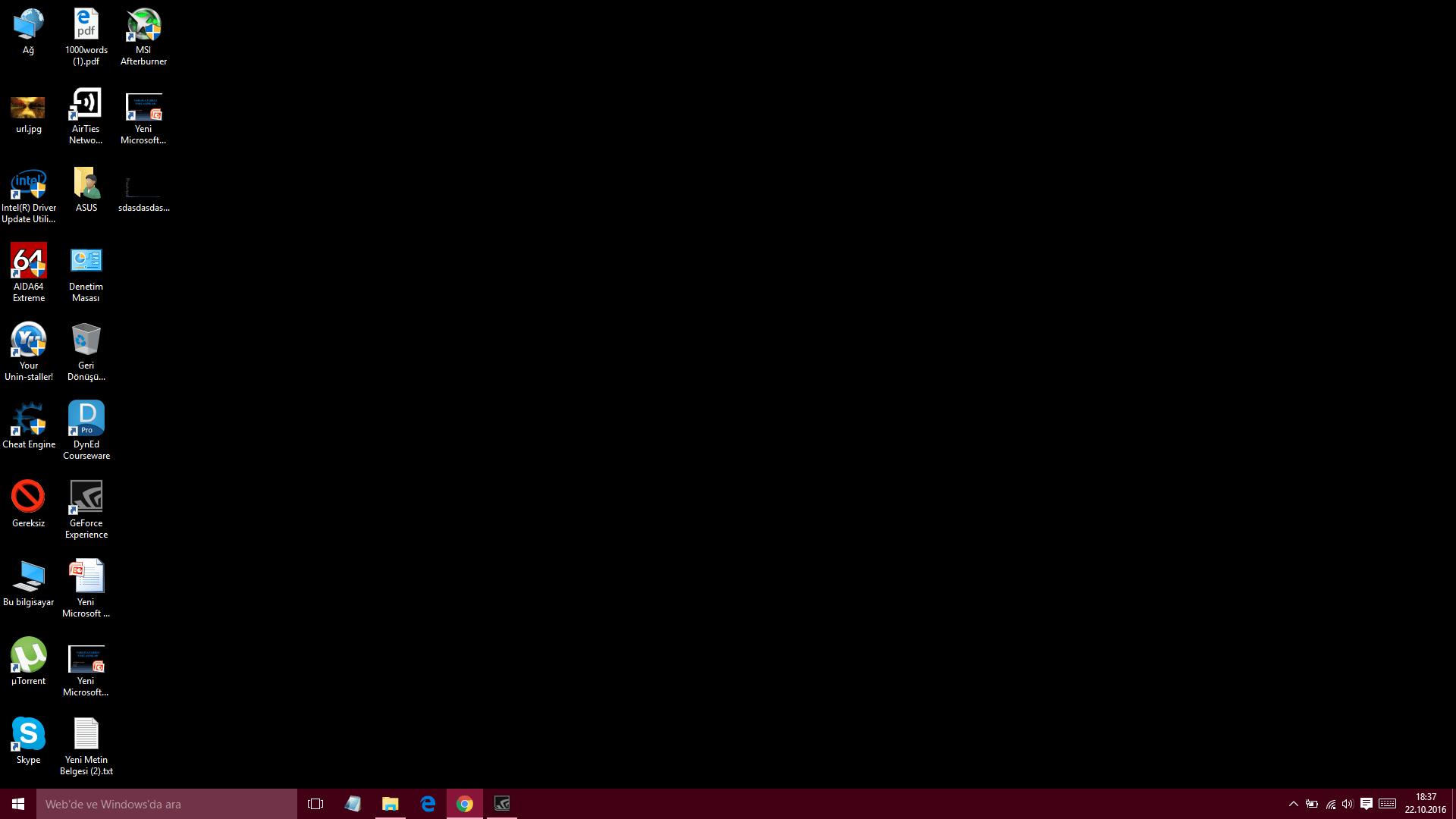 Windows 10 Masaüstü Arkaplan Ayarlama Sorunu Technopat Sosyal