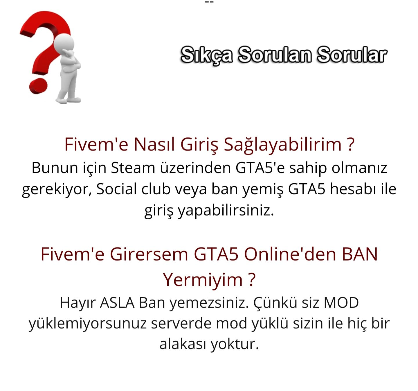 GTA V FiveM unable to find SteamID hatası - Technopat Sosyal
