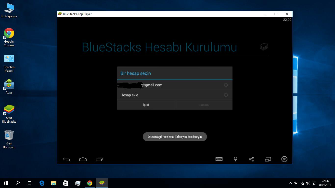 bluestacks pubg açılmıyor