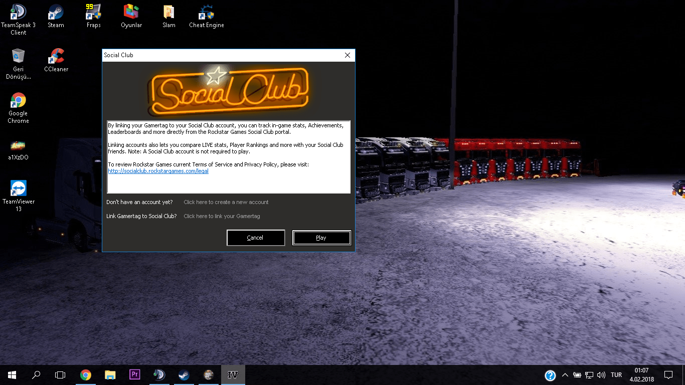 How To Link Social Club To Steam
