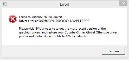 Nvidia драйвер для кс го