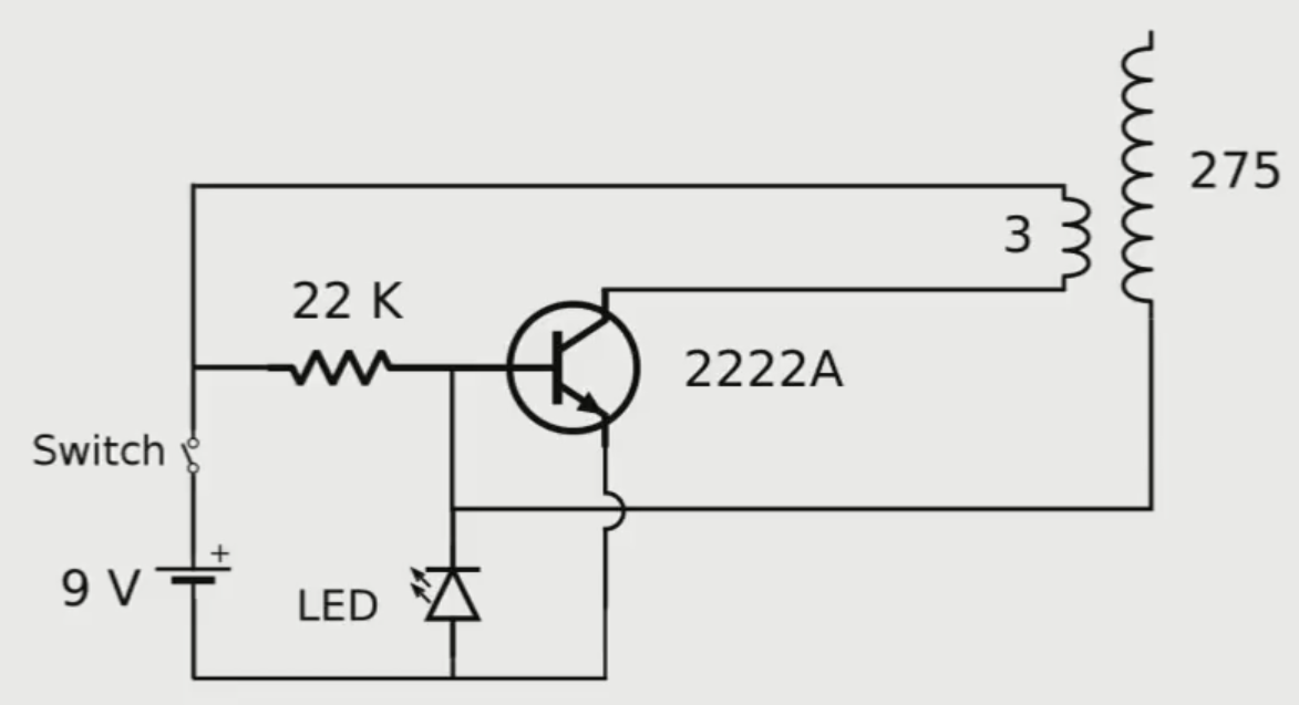 how to make a joule thief pdf