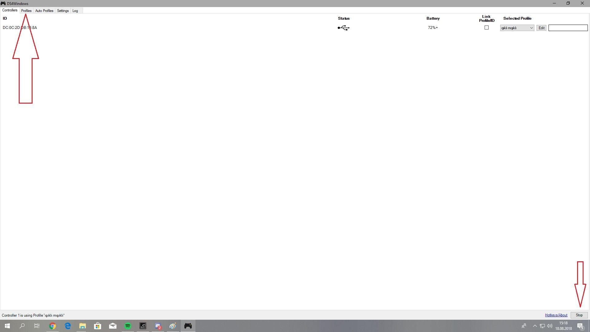 Rehber] Dualshock 4'ü PC'ye bağlamak ve ışığını ayarlamak
