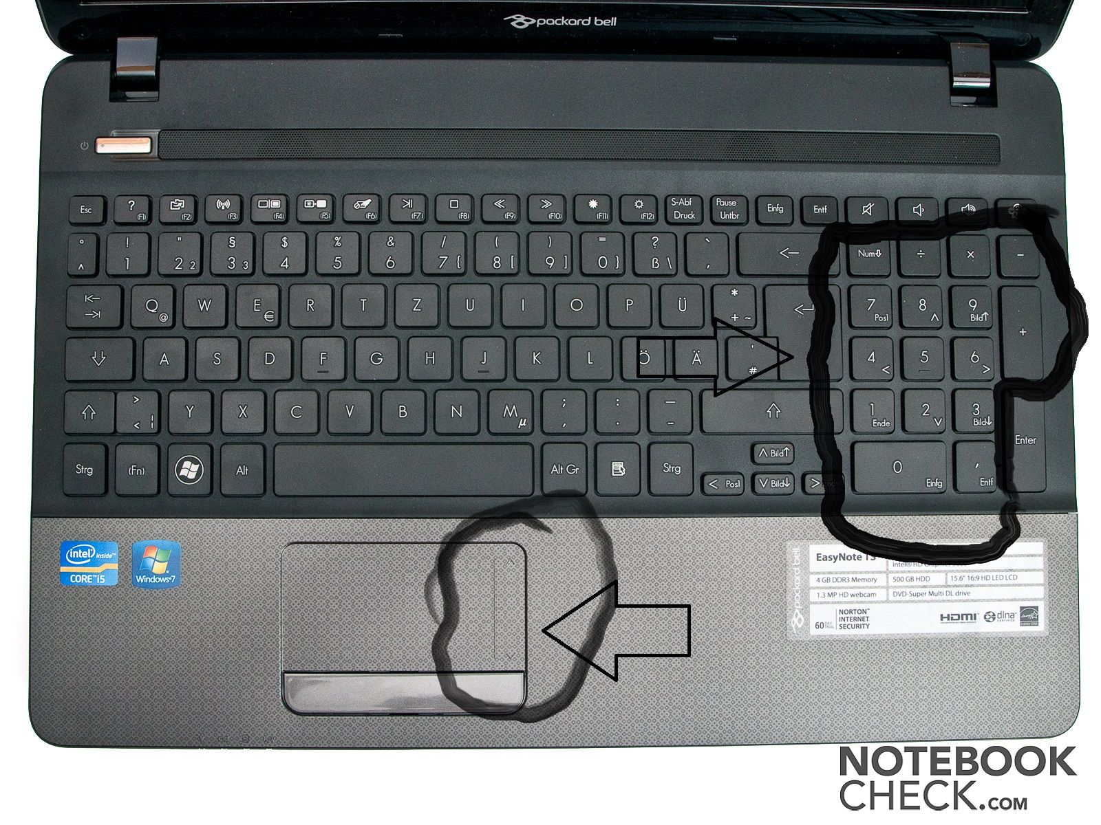 PACKARD BELL EASYNOTE LG81BA SYNAPTICS TOUCHPAD WINDOWS 7 X64 DRIVER