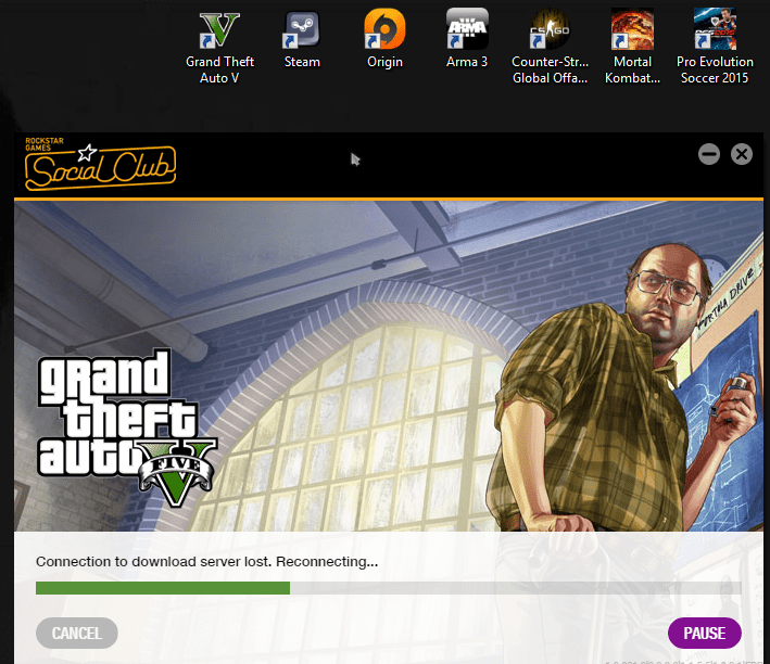 gta 5 downloadserver