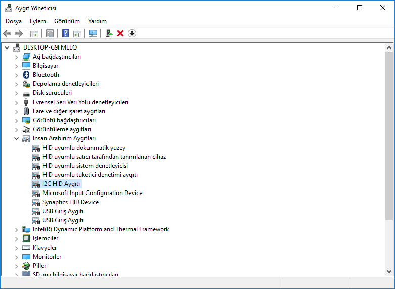 Çözüm] Acer Aspire ES1-111M Touchpad Çalışmıyor - Technopat