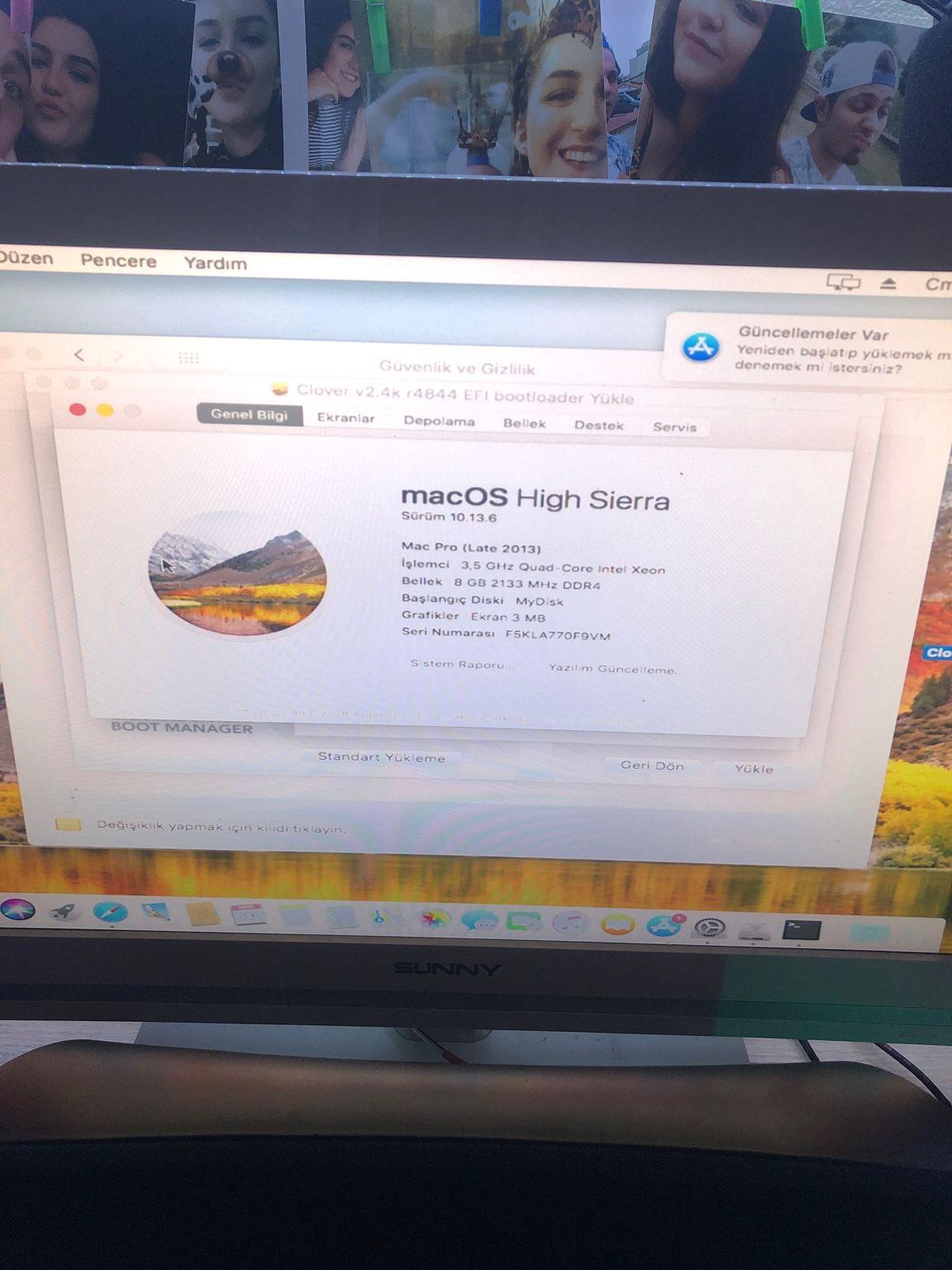 Çözüldü] AMD Tabanlı Sistem macOS Kurulum Sorunu - Technopat Sosyal