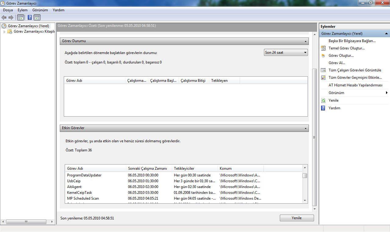 Düzenli sistem araçlarını kullanarak bir MP3 diski nasıl kaydedilir