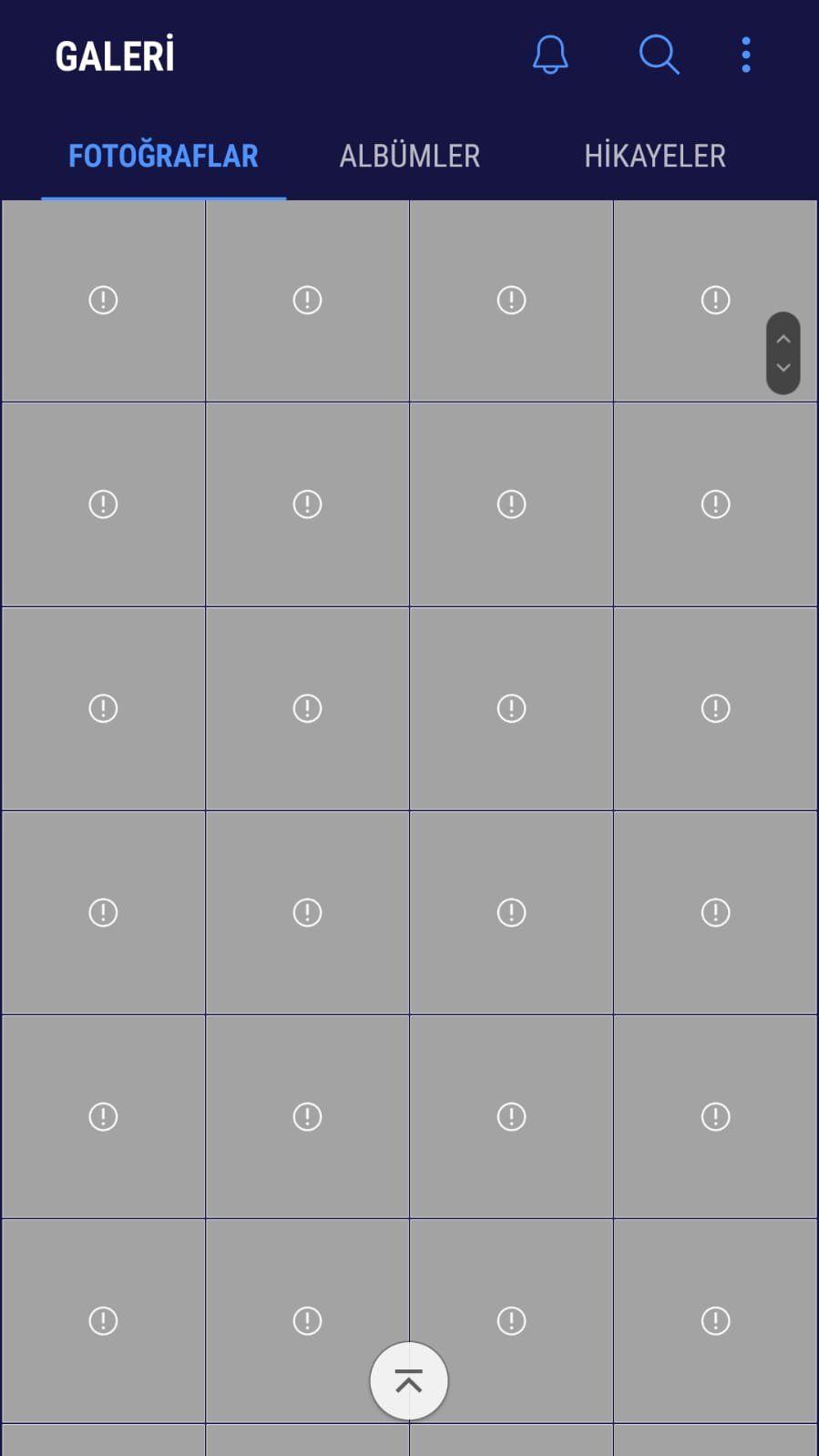 a2123c32585d0 Samsung Galeride Fotoğrafların Gözükmemesi | Technopat Sosyal