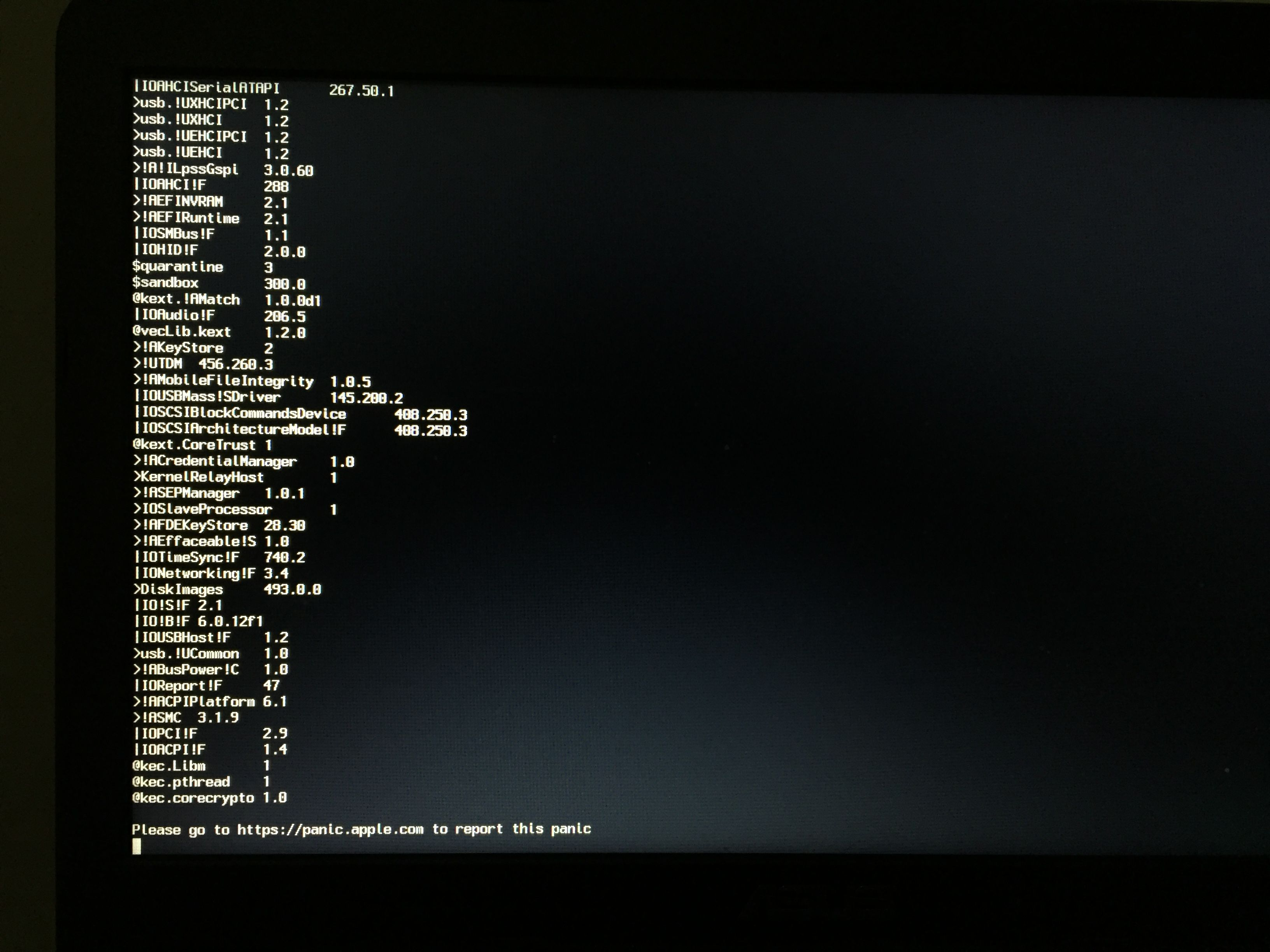 Mac Os Mojave Kernel Panic - Technopat Sosyal