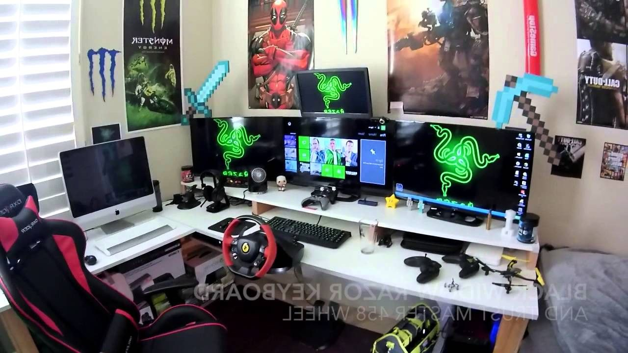 gaming oda ne kadar tutar technopat sosyal. Black Bedroom Furniture Sets. Home Design Ideas