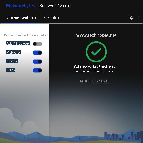 Malwarebytes Eklenti Ayarları- Technopat Sosyal.png