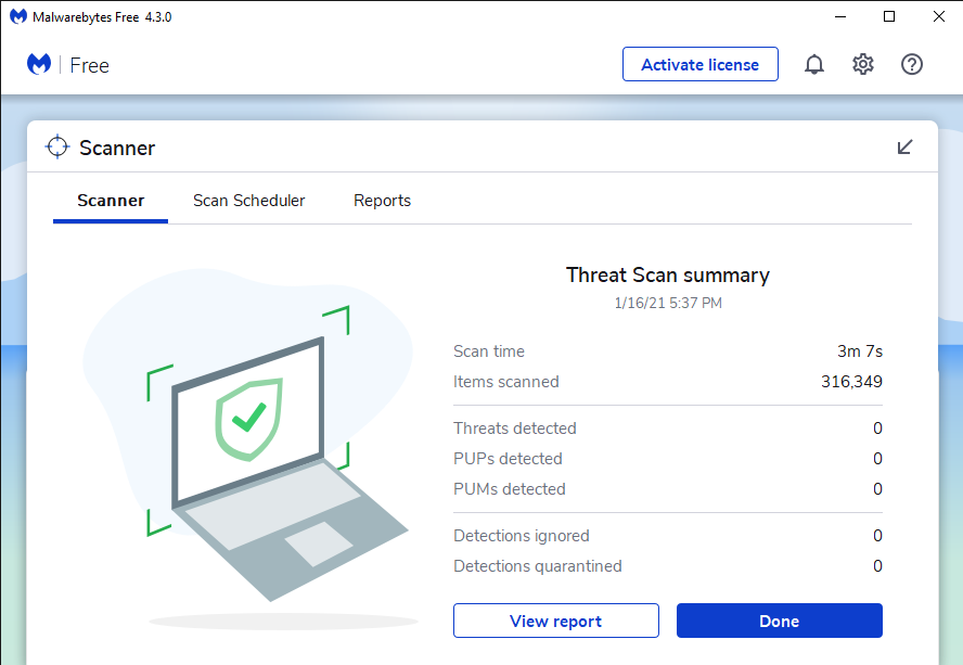 Malwarebytes Free  4.3.0 16.01.2021 17_37_50.png