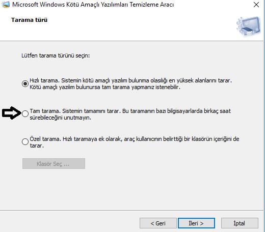 Microsoft Windows Kötü Amaçlı Yazılımları Temizleme Aracı.png