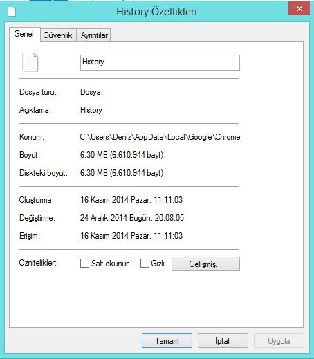 Windows 10 ebeveyn denetimi nedir