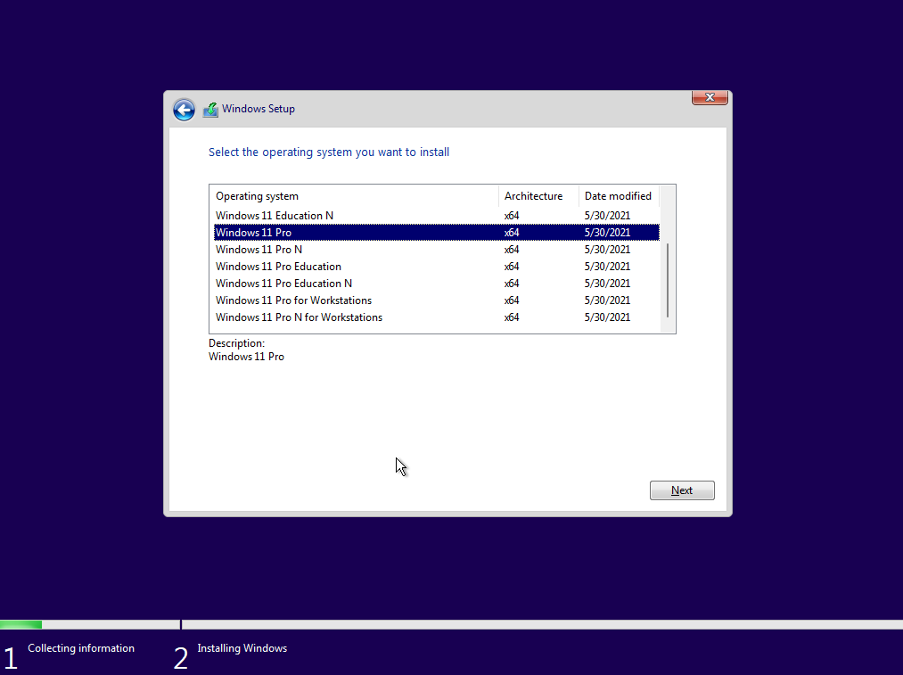 Windows 10 x64 (Leaked Update) - VMware Workstation 16 Player (Non-commercial use only) 16.06....png