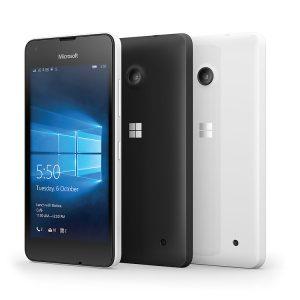 Microsoft Lumia 550 Özellikleri