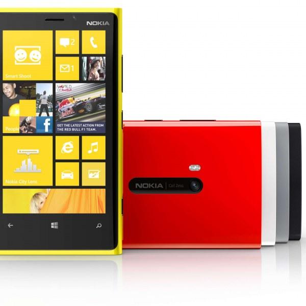 Nokia Lumia 920 Özellikleri