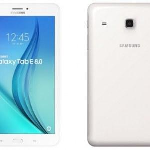 Samsung Galaxy Tab E 8.0 Özellikleri