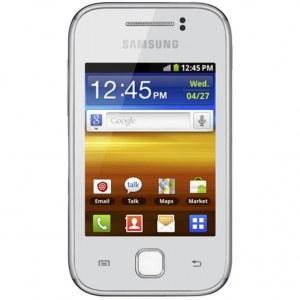 Samsung Galaxy Y S5360 Özellikleri