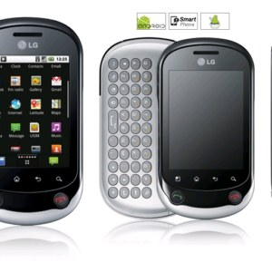 LG Optimus Chat C550 Özellikleri