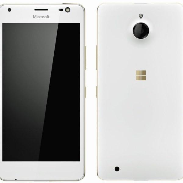 Microsoft Lumia 850 Özellikleri
