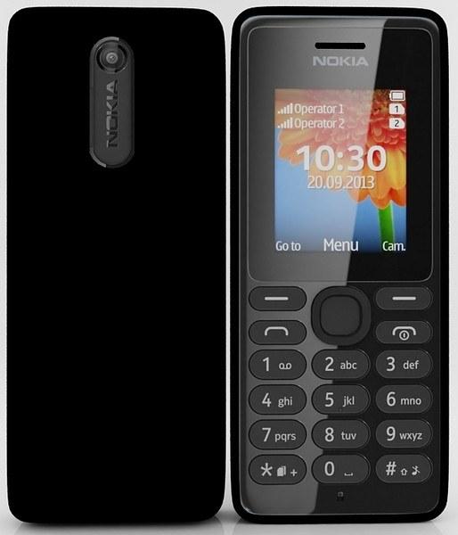 Nokia 108 Dual SIM Özellikleri