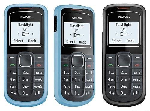 Nokia 1202 Özellikleri