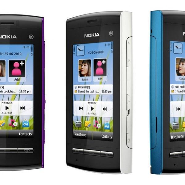 Nokia 5250 Özellikleri